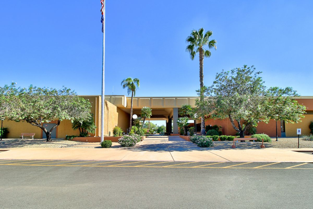 Sun City Arizona was not only the first 55+ active adult community in Arizona, but also the first in the country.