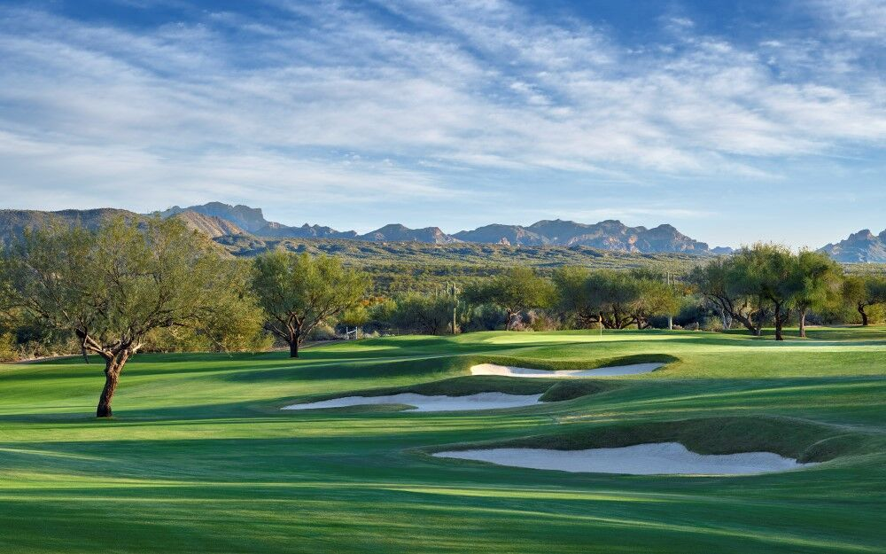 Rio Verde in Arizona is one of several terrific golf course communities for you to retire to.