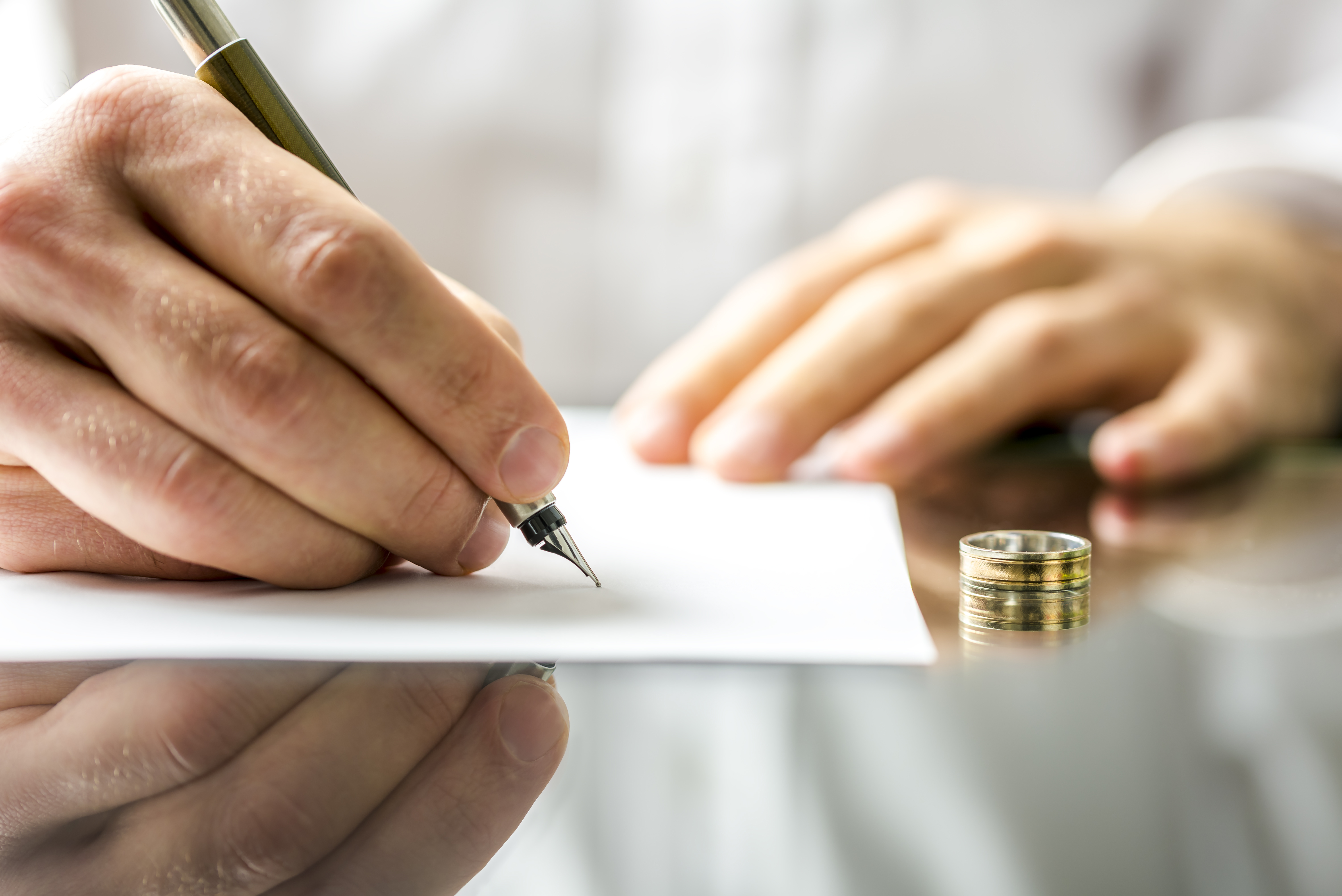 Divorce can be a tough time for anyone, make sure it doesn't also affect your retirement plans.