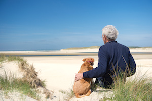 Those with an empty nest can find that owning a pet in retirement has many benefits.