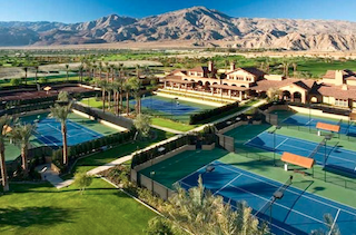 Andalusia at Coral Mountain features 9 lighted tennis courts.