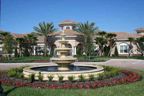 BellaTrae is built as a Del Webb non age-restricted active lifestyle community with full amenities. BellaTrae residents have access to shopping, dining, and golf within the ChampionsGate master plan.