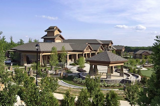 Celebrate is an impressive Del Webb 55+ community in Fredericksburg, Virginia.