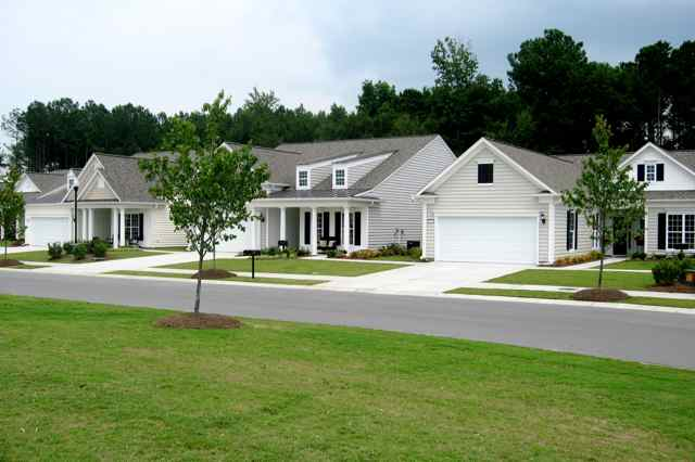 The homes in Del Webb Charleston are designed with the needs of active adults in mind.