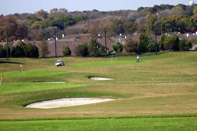 Offering several tee placements, the Heritage Ranch course can be enjoyed by golfers of all ages; and skills can be practiced on a wide driving range, putting green, chipping area and sand trap.