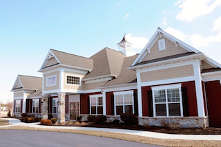 Home Town Square is a lovely 55+ community in Lancaster County offering attractive low-maintenance living.