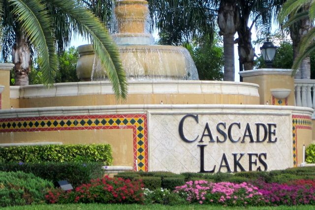 Cascade Lakes in Boynton Beach, South Florida, is an elegant active adult community ideally located between West Palm Beach and Boca Raton