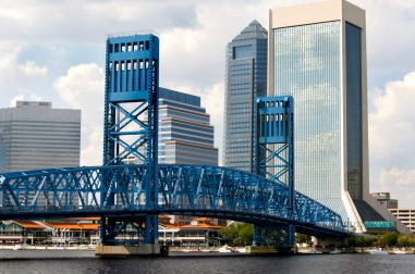 Measured in miles, Jacksonville is the largest city in the country.