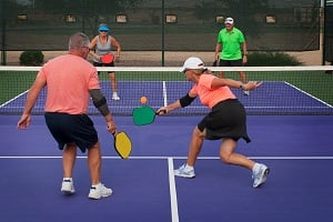 This Spring, Pickleball was reported as the fastest growing sport in America by NBC News.