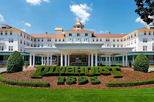 The Pinehurst Resort is