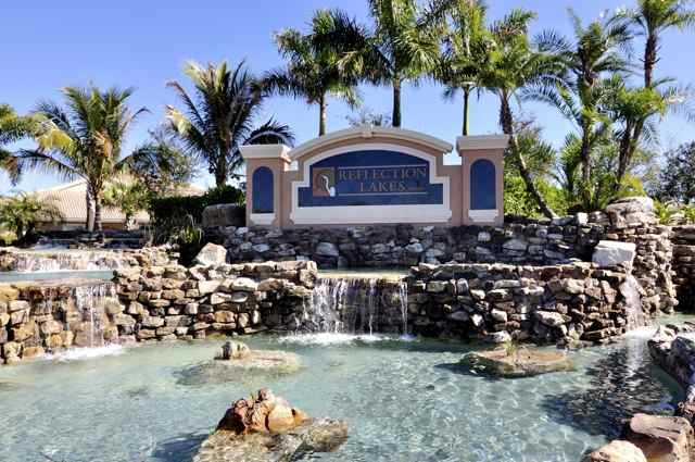 Reflection Lakes is a beautiful community in prestigious Naples, Florida offering homes for an attractive price.