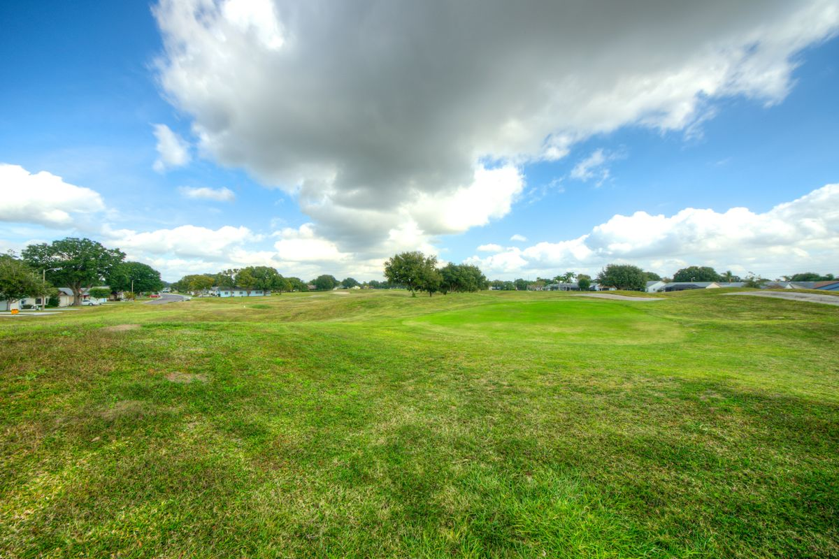 The centerpiece of the community is the 18-hole golf course. This public course offers great play for all skill levels.