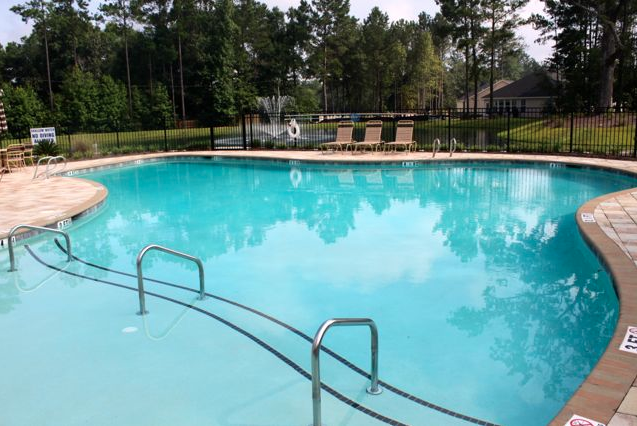 The Pines of Gahagan is an intimate-sized community with a lovely collection of amenities.