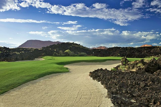 The 18-hole golf course ranks as the top year-round golf courses in Utah by Golf Magazine.