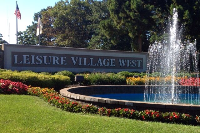 Leisure Village West is located on 825 acres of land in Manchester, New Jersey. It