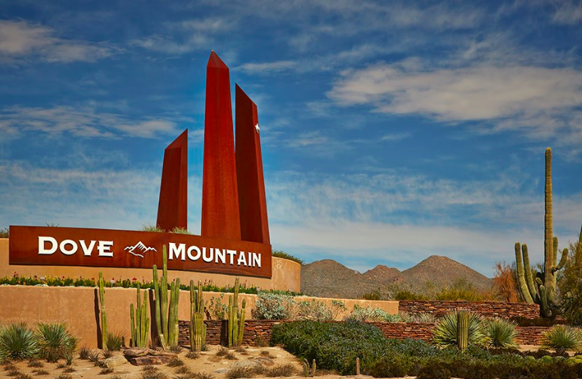 Del Webb at Dove Mountain is Del Webb's newest community in the Tucson area.