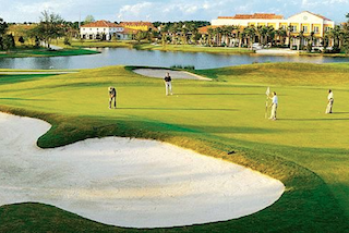 Think, Active adult golf communities