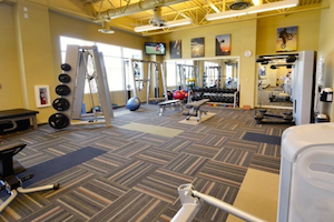 Amenities encourage residents to enjoy a physically fit and socially active lifestyle.