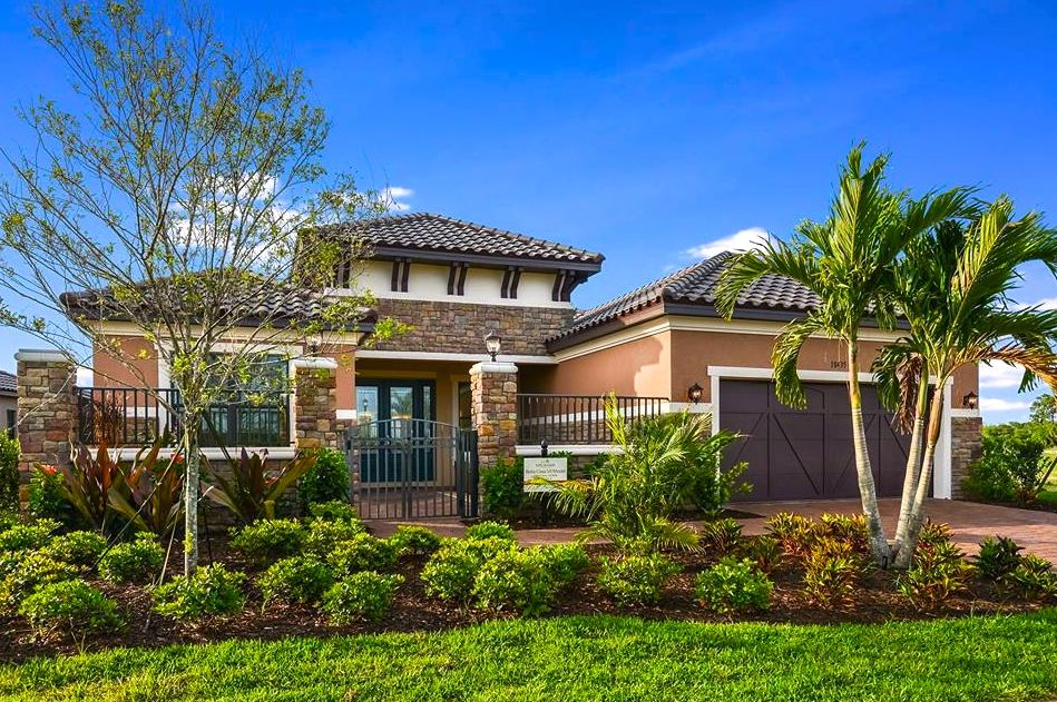 Esplanade at Hacienda Lakes is a luxurious active lifestyle community located in sunny Naples, Florida.
