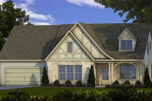 The Springs of Mill Lakes has began construction on their model homes!
