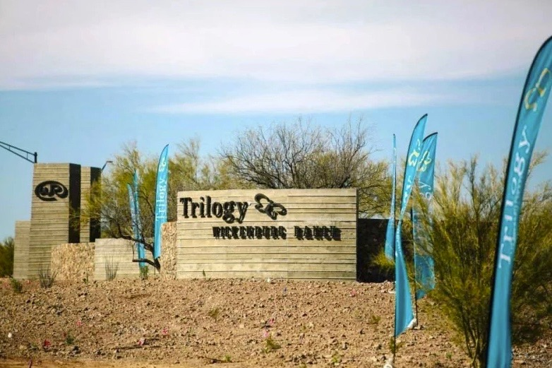 Check out the new clubhouse at Trilogy at Wickenburg Ranch.