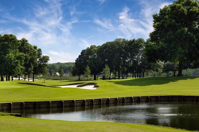 Trilogy at Ocala Preserve is now home to an award winning golf course!