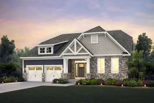 Carrington Club is Pulte Homes newest active adult community in IL.