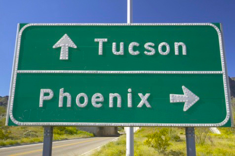 Which Arizona city do you prefer?