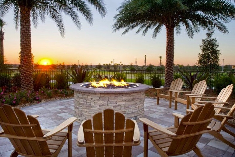 Tidewater by Del Webb's new clubhouse offers great amenities to its residents.