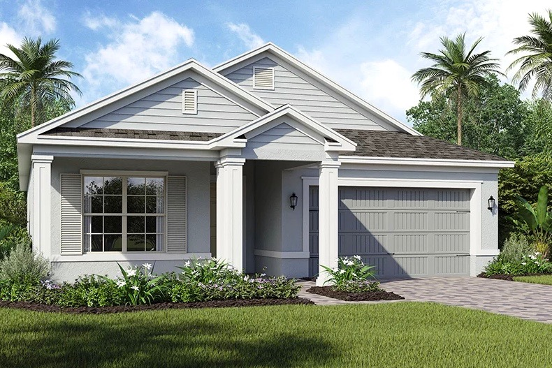 Four Seasons at Orlando in Kissimmee, FL has a lot more to offer than just homes.
