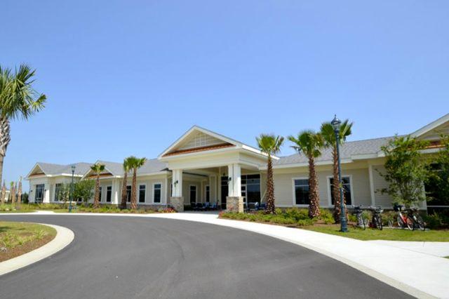 Adult resort living