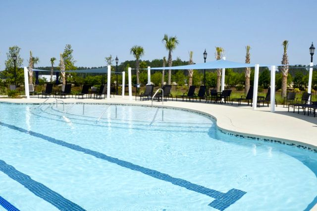 Three outdoor swimming pools offer sparkling waters for relaxation or fitness activities.