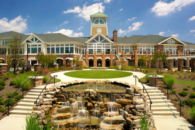 Carolina Preserve is a Del Webb active adult community in Cary, North Carolina in the heart of the Triangle area.
