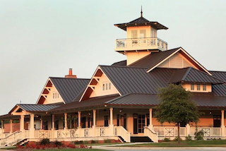 Residents at St. James Plantation enjoy access to four clubhouses brimming with amenities.