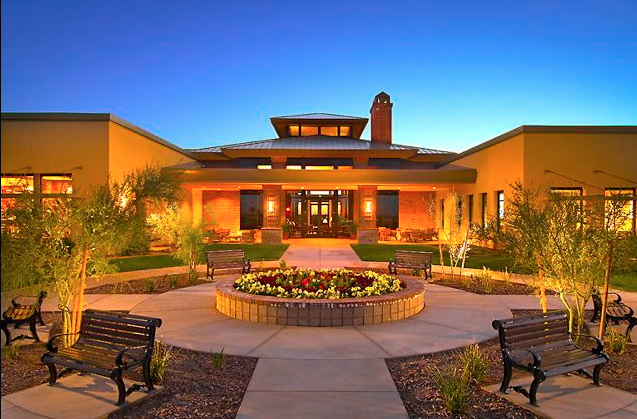 Whatever your mood, the 48,000 square-foot clubhouse will entertain your whims and invite your arrival.