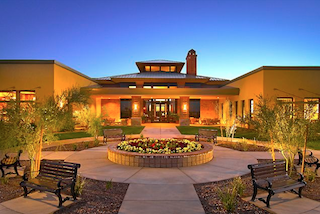 Sun City Anthem at Merrill Ranch is a resort-style community with budget friendly homes.