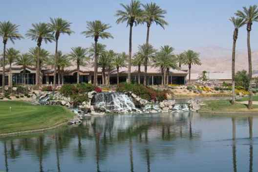 Sun City Palm Desert is a resort-style community with nearly 5000 homes in Southern California