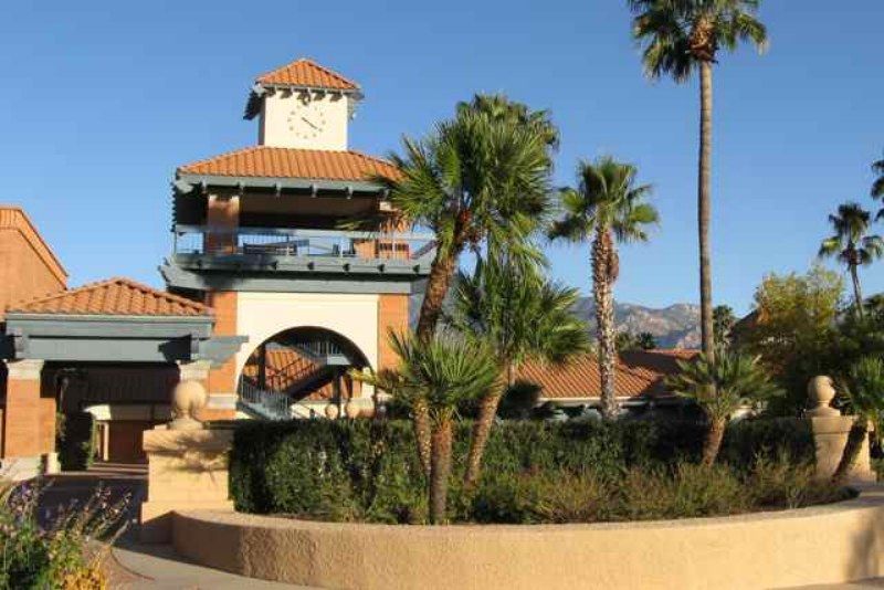 Del Webb's Sun City Vistoso in Tucson, Arizona is open to residents as young as 45 years.