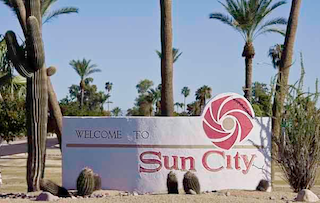 Sun City offers world-class active adult living without breaking the bank thanks to homes available from under $100k.