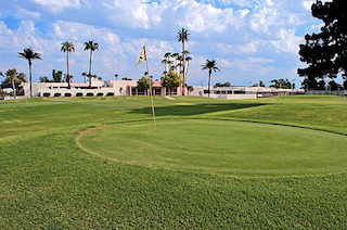 Sun Lakes boasts 99 holes of golf including a special pitch and putt course.