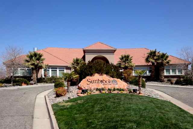 Sunbrook Communities is a non age-restricted resort and golf community in St. George Utah. What makes this community appealing to older adults are the distinct lineup of amenities and the active lifestyle.