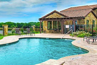 Tuscan Hills is an intimate sized 55+ community