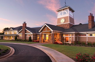 The Village at Deaton Creek offers amazing active living a short drive from Atlanta.
