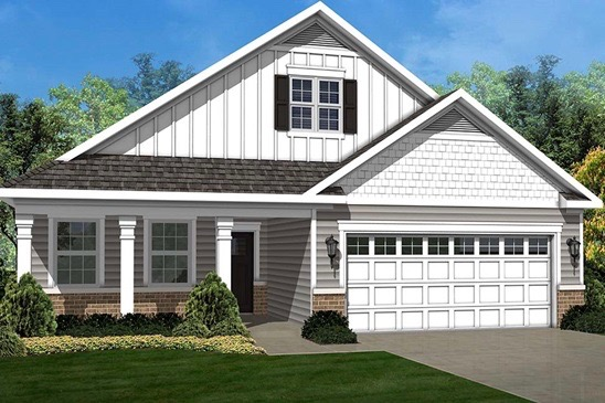 Check out the new models from Carillon at Cambridge Lakes in Plainfield, IL.