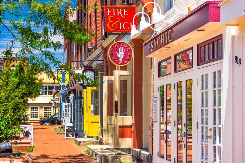 Regional Spotlight: Baltimore, Maryland