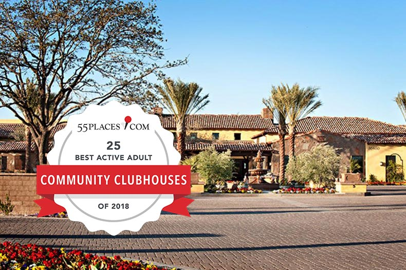 25 Best Active Adult Community Clubhouses of 2018