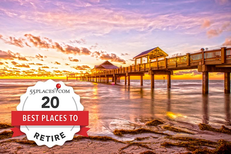 The 20 Best Places to Retire in 2018 | 55places