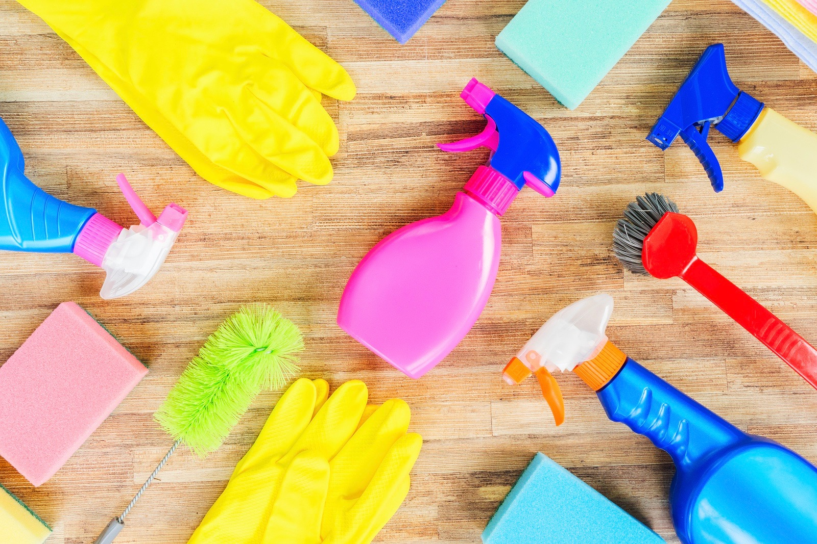 See what tips we have to offer for getting through spring cleaning.