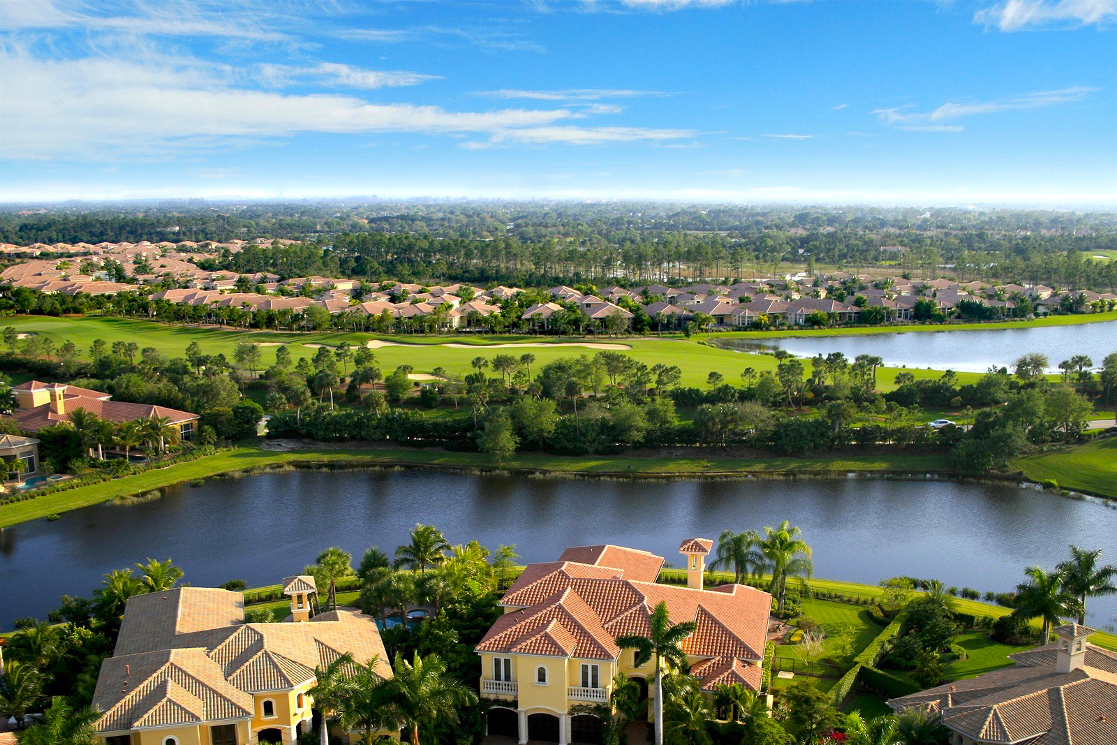 Pulte Homes is building a nreew community inside Boca Lago in /Boca Raton, FL.