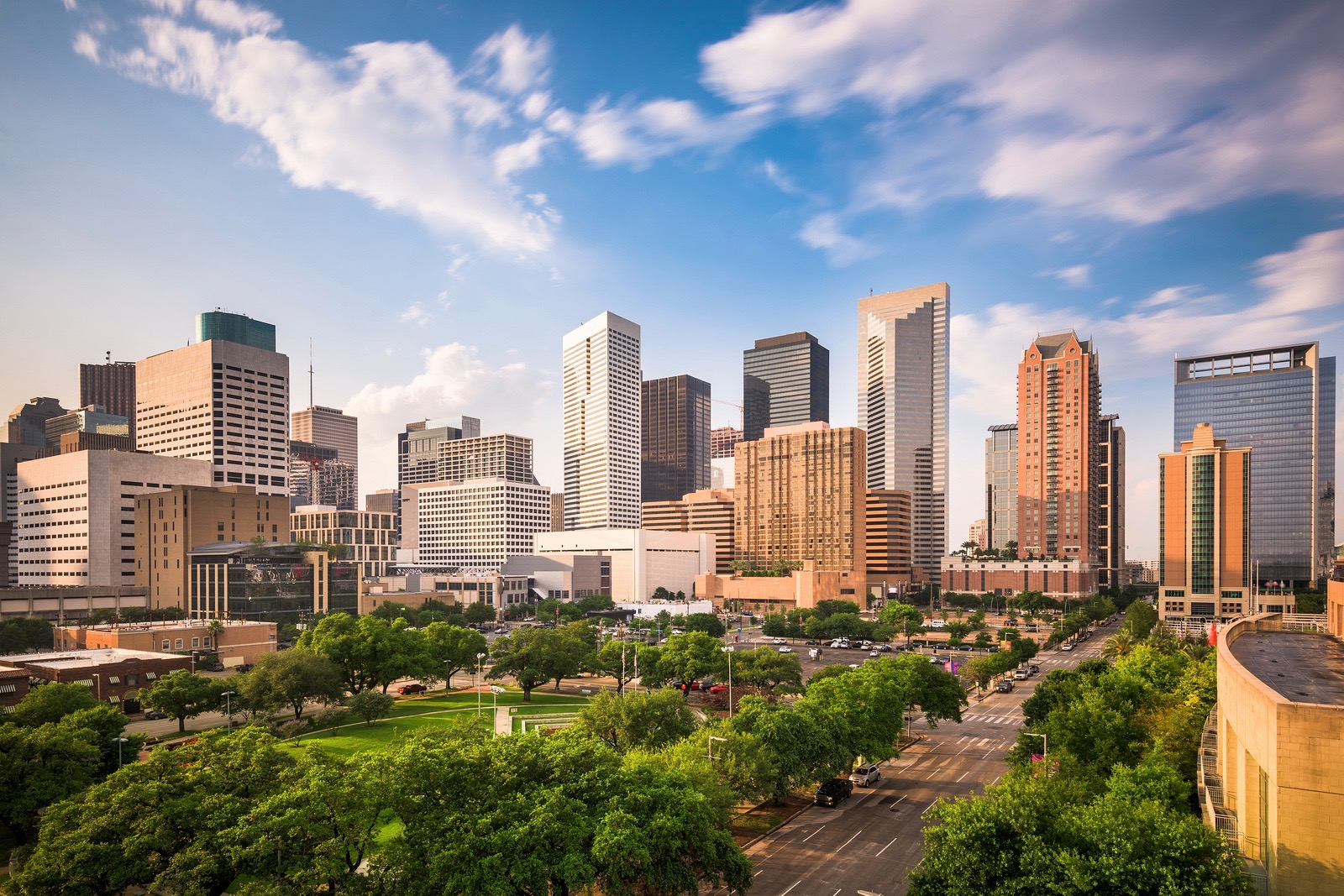 Houston, Texas is a great place for active adults to retire in.